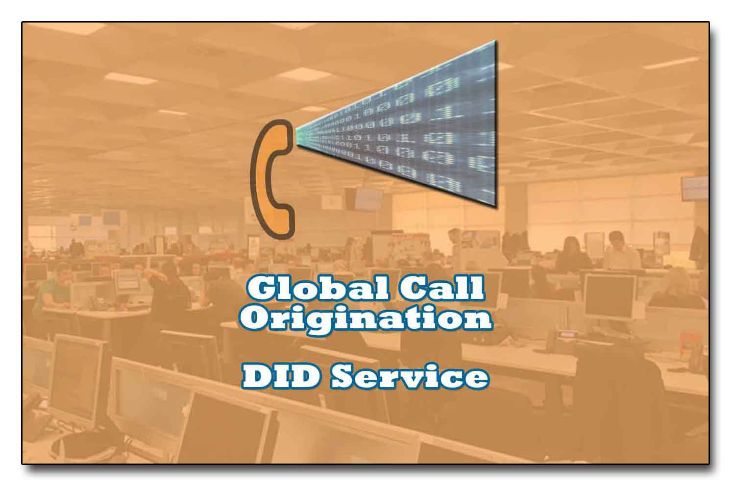 Call Origination from CallnFax